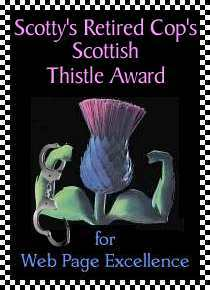 scottish thistle award